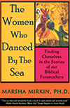 The Woman Who Danced by the Sea Front Cover